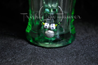 Oakland Athletics Drink Charms (#1)