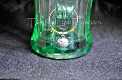 Oakland Athletics Drink Charms (#2)