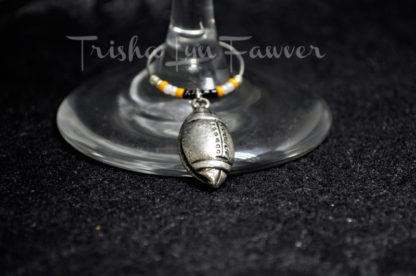 Oakland Raiders Drink Charms