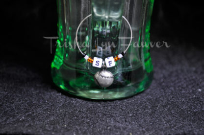 San Francisco Giants Drink Charms (#1)