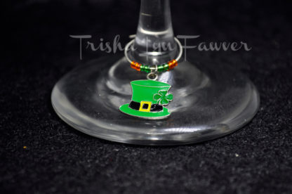 St. Patrick's Day Drink Charms (#1)