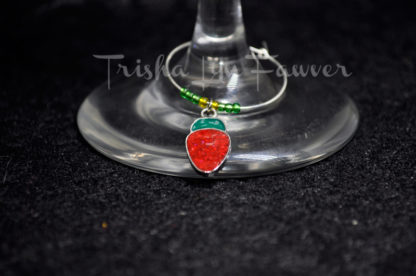 Christmas 2013 Holiday Wine Charms (#2)