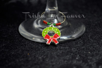Christmas 2013 Holiday Wine Charms (#3)