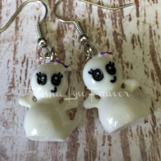 Cute Ghost Earrings