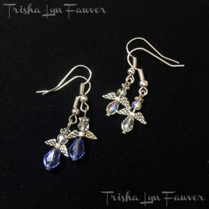 Petite Angel Earrings