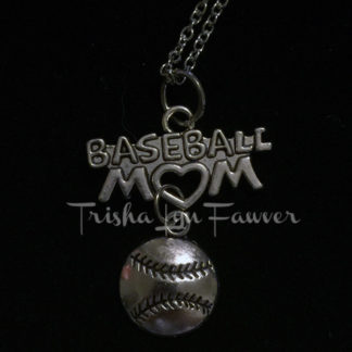 Baseball Mom Necklaces