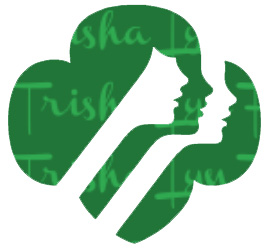 Girl Scout Trefoil Decal