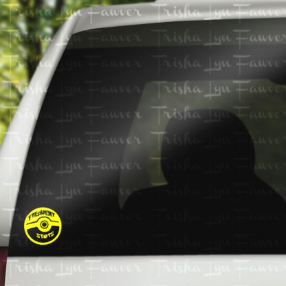 Pokemon GO Frequent Stops Vinyl Decal in Yellow